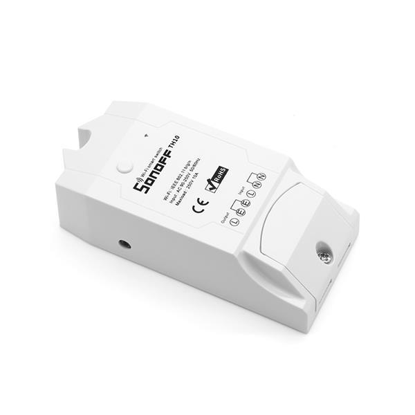 ΜΟΝΑΔΑ ΕΛΕΓΧΟΥ WI-FI TH-10 (SMART THERMOSTAT / HUMIDSTAT)