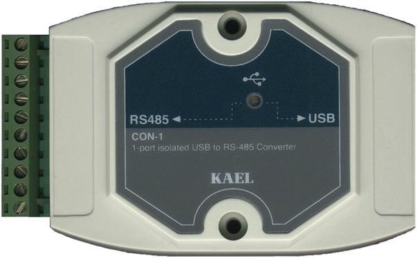 ΜΕΤΑΤΡΟΠΕΑΣ RS485 ΣΕ USB , CON 1